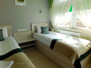 Pokój typu Standard z 2 łóżkami pojedynczymi (parter)
